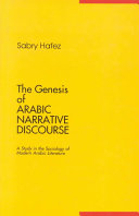 The Genesis of Arabic Narrative Discourse