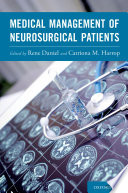 Medical Management of Neurosurgical Patients Book