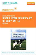 Rebhun S Diseases Of Dairy Cattle Book PDF