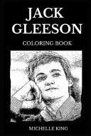 Jack Gleeson Coloring Book