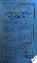 The Mariners Church Gospel Temperance Soldiers And Sailor S Magazine