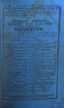 The Mariners' Church Gospel Temperance Soldiers' and Sailor's Magazine
