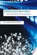 Knowledge Machines Book