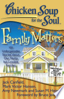 Chicken Soup for the Soul  Family Matters