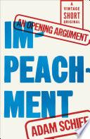 IMPEACHMENT Book PDF