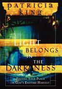 The Light Belongs in the Darkness [Pdf/ePub] eBook