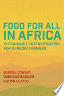 Food for All in Africa Book