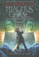 Magnus Chase and the Gods of Asgard  Book 2 The Hammer of Thor  Signed Edition  Book