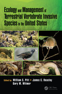 Ecology and Management of Terrestrial Vertebrate Invasive Species in the United States [Pdf/ePub] eBook