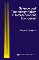 Science and Technology Policy in Interdependent Economies Pdf/ePub eBook