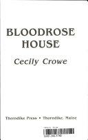 Bloodrose House ebook