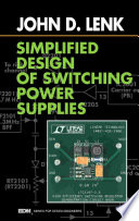 Simplified Design of Switching Power Supplies Book