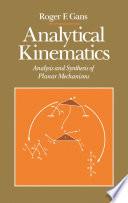 Analytical Kinematics