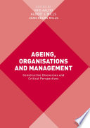 Ageing  Organisations and Management Book