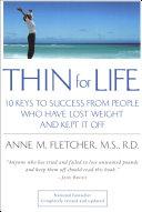Thin for Life [Pdf/ePub] eBook