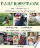 Family Homesteading Pdf/ePub eBook