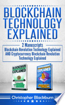 Blockchain Technology Explained Book PDF
