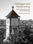 Heidegger and Homecoming