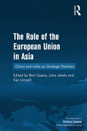 Pdf The Role of the European Union in Asia Telecharger