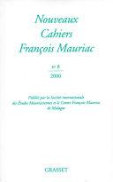 Pdf Nouveaux cahiers François Mauriac Telecharger
