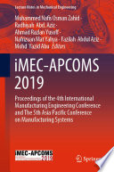 iMEC-APCOMS 2019
