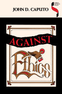 Against Ethics Book
