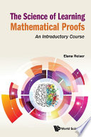 Science Of Learning Mathematical Proofs  The  An Introductory Course