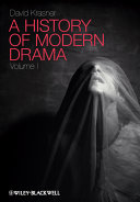 Pdf A History of Modern Drama Telecharger