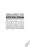 Anuario de sociología