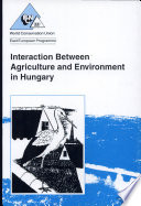 Interaction Between Agriculture And Environment In Hungary Book PDF