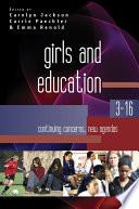EBOOK  Girls And Education 3 16  Continuing Concerns  New Agendas