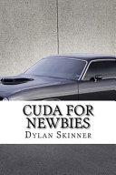 Cuda For Newbies Book PDF