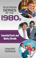 Television Series of the 1980s Book