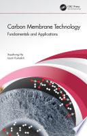 Carbon Membrane Technology