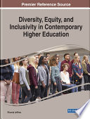 Diversity  Equity  and Inclusivity in Contemporary Higher Education