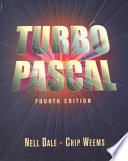 """Turbo Pascal"" by Nell Dale, Chip Weems"