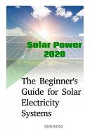 Solar Power 2020 Book PDF