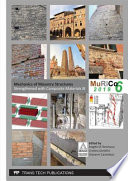 Mechanics Of Masonry Structures Strengthened With Composite Materials Iii Book PDF