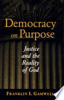 Democracy On Purpose Book PDF