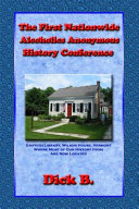 The First Nationwide Alcoholics Anonymous History Conference ebook