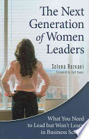 The Next Generation of Women Leaders Book