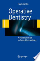 Operative Dentistry Book