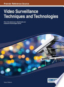 Video Surveillance Techniques And Technologies Book PDF