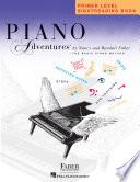 Piano Adventures   Primer Level Sightreading Book