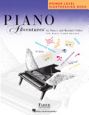 Piano Adventures - Primer Level Sightreading Book