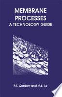 Membrane Processes Book