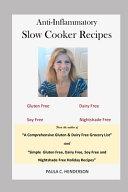 Anti Inflammatory Slow Cooker Recipes