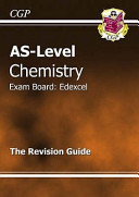 As Chemistry Edexcel Revision Guide