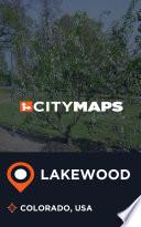 City Maps Lakewood Colorado  USA