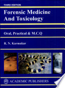 Forensic Medicine And Toxicology